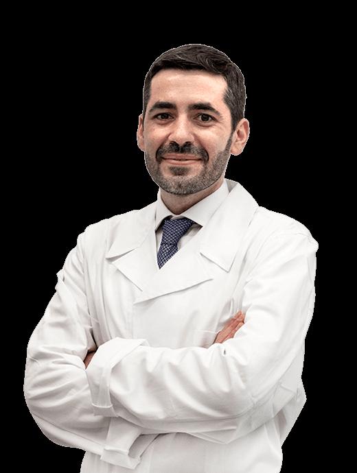 Dott. Paolo Capogrosso ritratto